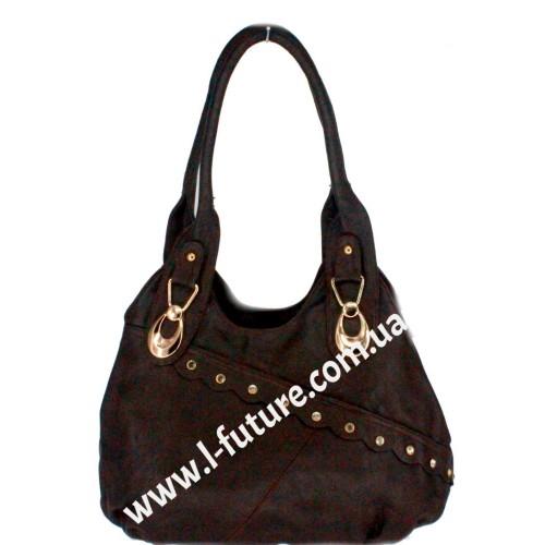 Женская сумка Арт. 233 Цвет Коричневый