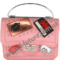Женский Клатч Арт.8817 Цвет Розовый