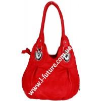 Женская сумка Арт. 329 Цвет Красный