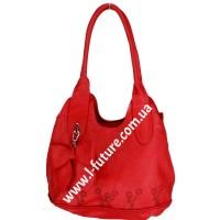 Женская сумка Арт. 334 Цвет Бордовый