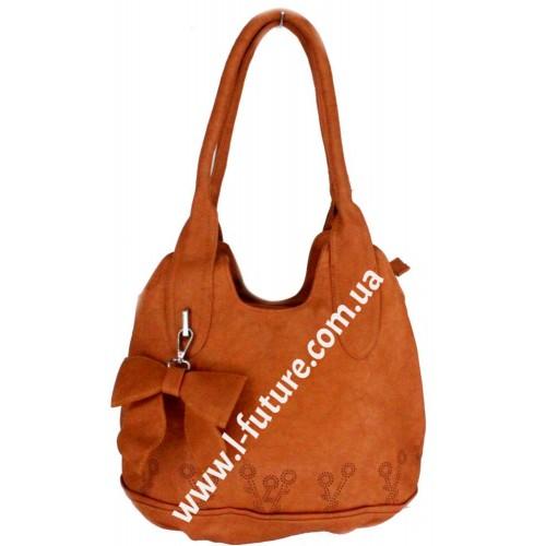 Женская сумка Арт. 334 Цвет Рыжий