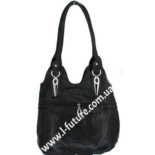Женская сумка Арт. 323 Цвет Чёрный