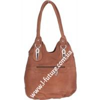 Женская сумка Арт. 323 Цвет Коричневый