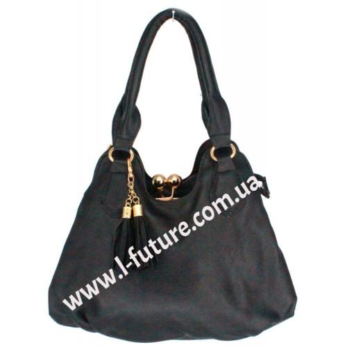 Женская сумка Арт. 342 Цвет Чёрный