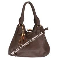Женская сумка Арт. 342 Цвет Коричневый