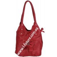 Женская сумка Арт. 325 Цвет Бордовый