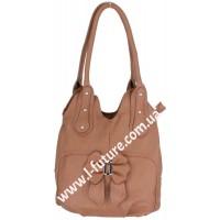 Женская сумка Арт. 325 Цвет Хаки