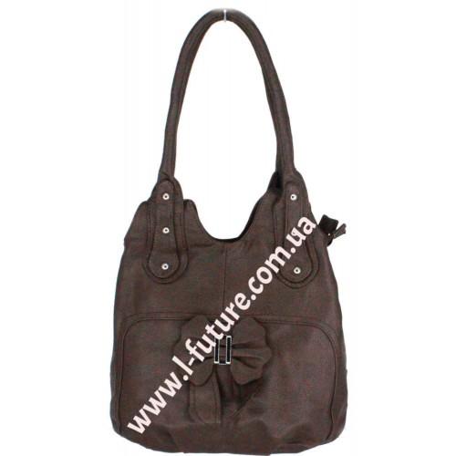 Женская сумка Арт. 325 Цвет Коричневый