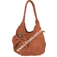 Женская сумка Арт. 335 Цвет Светло- Рыжий