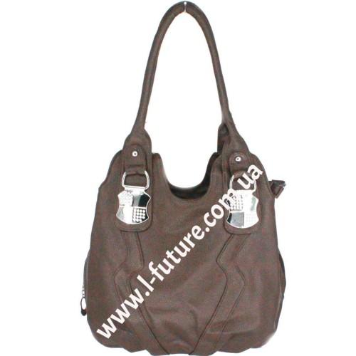 Женская сумка Арт. 328 Цвет Коричневый