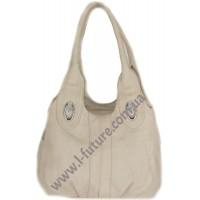 Женская сумка Арт. 238 Цвет Светлый Беж