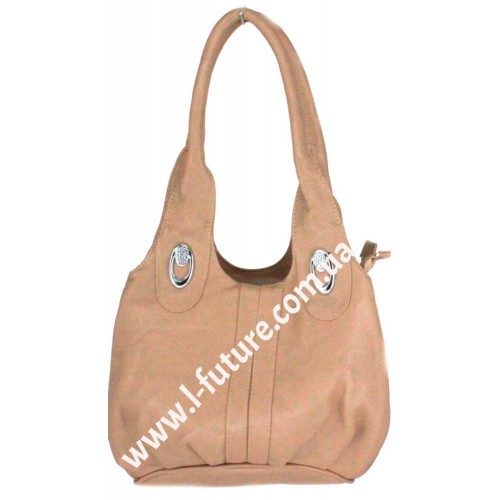 Женская сумка Арт. 238 Цвет Тёмный Беж