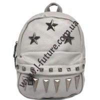 Женская сумка-рюкзак Арт. 3207 Цвет Серый