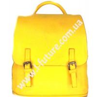 Женский рюкзак Арт. 8143  Цвет Жёлтый