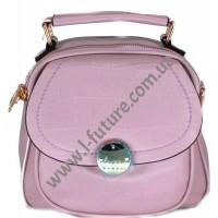 Женская Сумка-Рюкзак Арт. 0343 Цвет Фиолетовый
