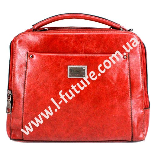 Женская Сумка  Арт. 8006  Цвет Рыжий