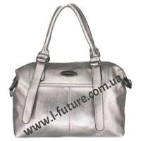 Женская Сумка Арт. 9506 Цвет Серебро