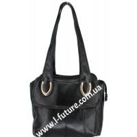 Женская сумка Арт. 6652 Цвет Чёрный