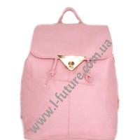 Женский рюкзак Арт. 1961-8  Цвет Розовый