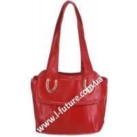 Женская сумка Арт. 6652 Цвет Бордо