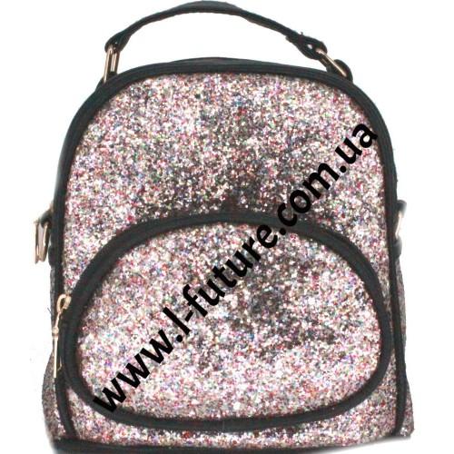 Женская Сумка-Рюкзак Арт. 180-1 Цвет Светло-Розовый