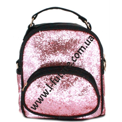 Женская Сумка-Рюкзак Арт. 180-1 Цвет Розовый