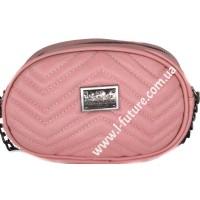 Клатч-Бананка  Арт. 1021-1 Цвет Розовый