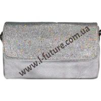 Клатч Арт. 8330-4 Цвет Серебро