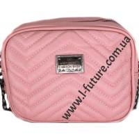 Клатч Арт.1022-1 Цвет Розовый