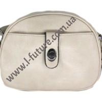 Женская сумка арт 1253.Цвет Светлый Беж
