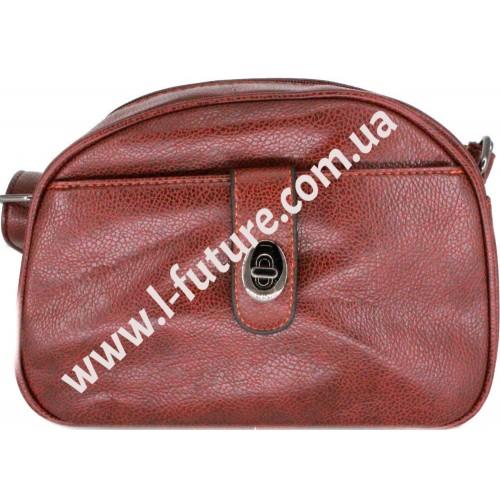 Женская сумка арт 1253.Цвет Коричневый