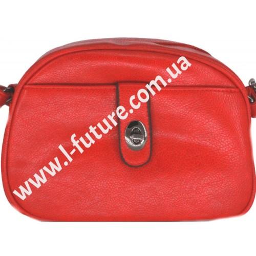 Женская сумка арт 1253.Цвет Красный
