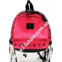 Женский рюкзак Арт. 05 Цвет Малиновый