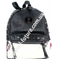 Женский рюкзак Арт. 05 Цвет Чёрный