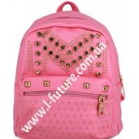 Женский рюкзак Арт. 801-2 Цвет Розовый