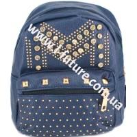 Женский рюкзак Арт. 801-2 Цвет Синий