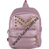Женский рюкзак Арт. 801-2 Цвет Сиреневый