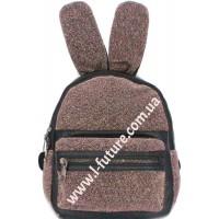 Женский рюкзак Арт. 181-1 Цвет Бронза