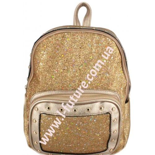 Детский Рюкзак Арт. 59197-1 Цвет Золото