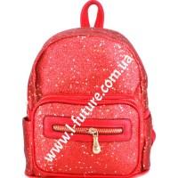 Женский рюкзак Арт. 59194-1 Цвет Красный
