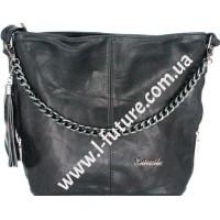 Женская сумка 838-1-1 Цвет Чёрный