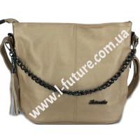 Женская сумка 838-1-1 Цвет Золото