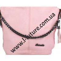 Женская сумка 838-1-1 Цвет Розовый