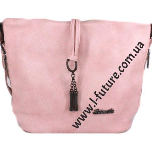Женская Сумка Арт. 838-1 Цвет Розовый