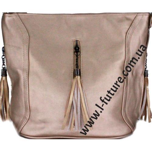 Женская сумка Арт. 906-1 Цвет Золото