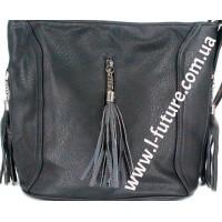 Женская сумка Арт. 906-1 Цвет Чёрный