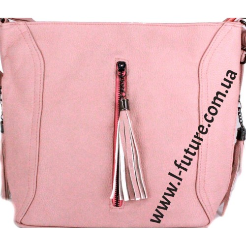 Женская сумка Арт. 906-1 Цвет Розовый