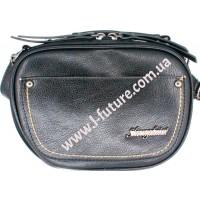 Женская сумка арт 1245.Цвет Чёрный