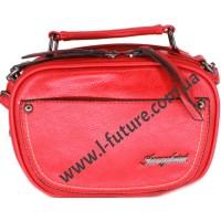 Женская сумка арт 1245.Цвет Красный