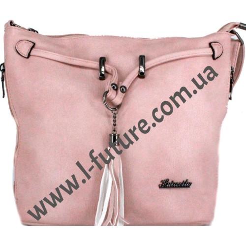 Женская сумка 840-1 Цвет Розовый